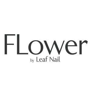 オンラインネイルサロン FLower by Leaf Nail ロゴ